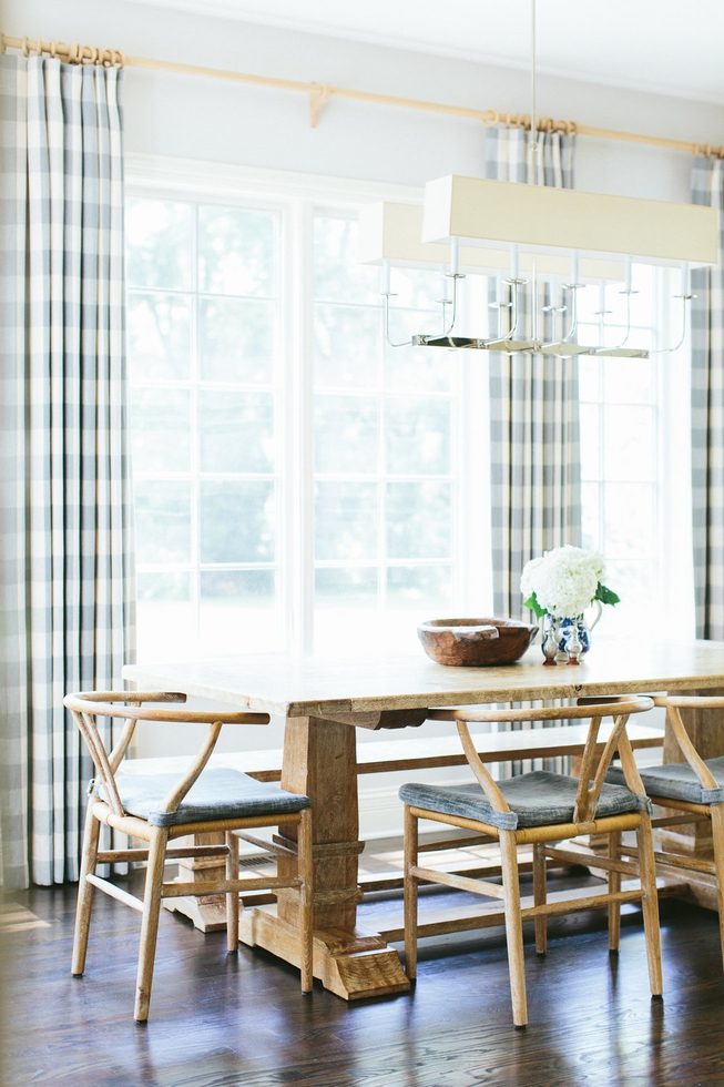 Dining Room by Kate Market Interiors