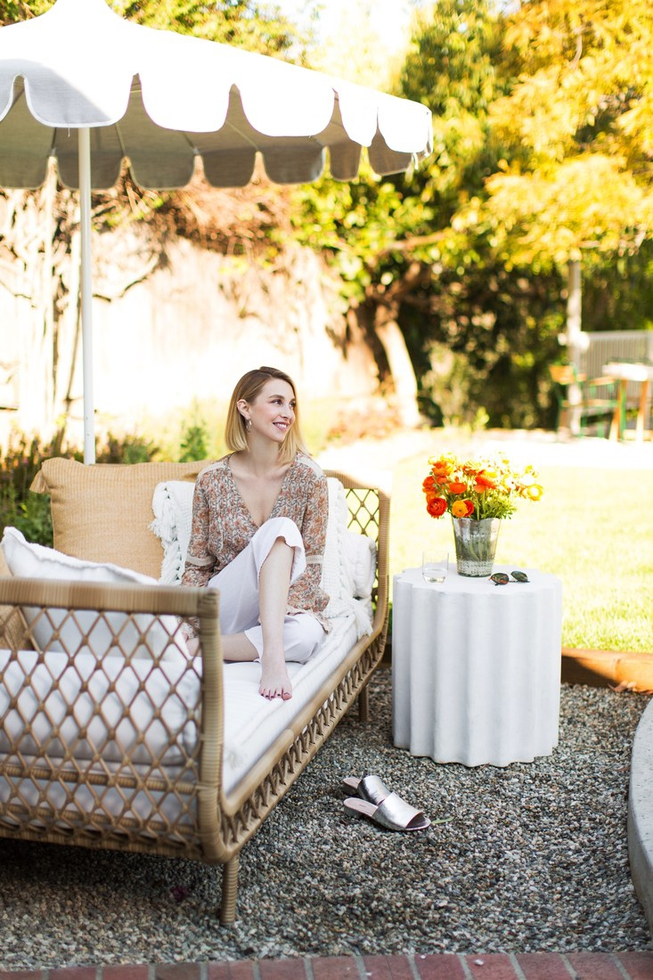 Whitney Port Outdoor Daybed
