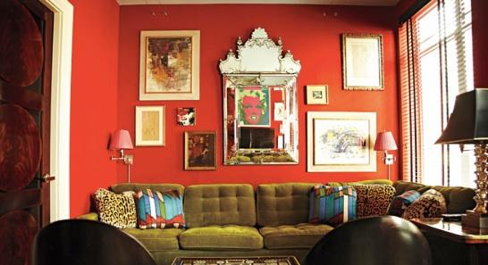 Wall Colour Inspiration: 11 Paint Colors You Would Never Paint Your Wall